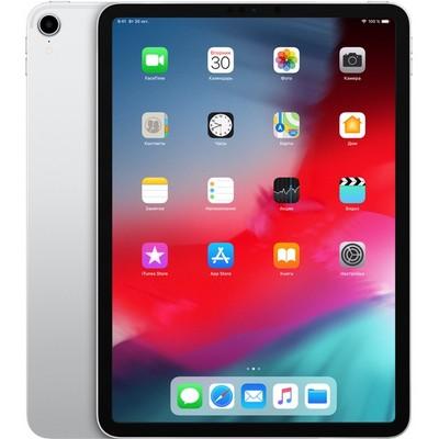Apple iPad Pro 11 256Gb Wi-Fi Silver - фото 8156
