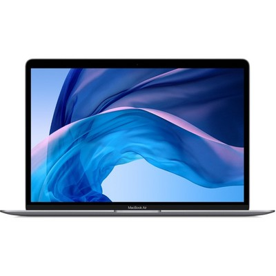 Apple MacBook Air 13 Retina 2018 256Gb Space Gray (серый космос) MRE92 (1.6GHz, 8GB, 256GB) - фото 8255