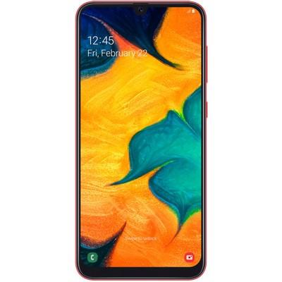 Samsung Galaxy A30 (2019) 64Gb Red RU - фото 20546