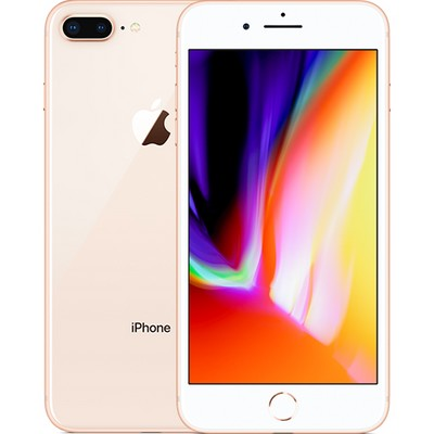 Apple iPhone 8 Plus 64GB Gold (золотой) MQ8N2RU - фото 4865