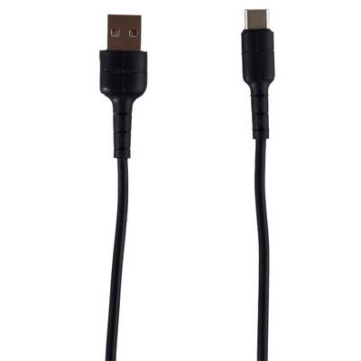 USB дата-кабель Hoco X30 Star Charging data cable for Type-C (1.2 м) Черный - фото 21442