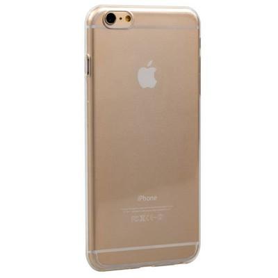 Чехол силиконовый для iPhone 6S Plus (5.5) супертонкий прозрачный - фото 8435