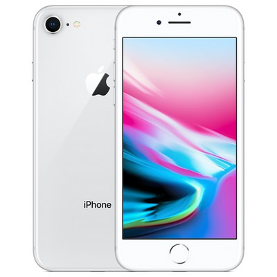 Apple iPhone 8 64GB Silver - фото 4952