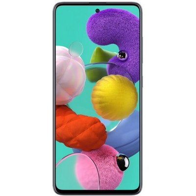 Samsung Galaxy A51 64GB Black Ru - фото 24775