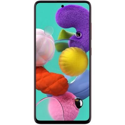 Samsung Galaxy A51 128GB Red Ru - фото 24823