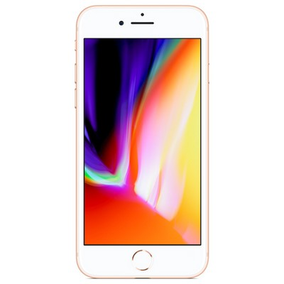 Apple iPhone 8 256Gb Gold (золотой) MQ7E2RU - фото 5009