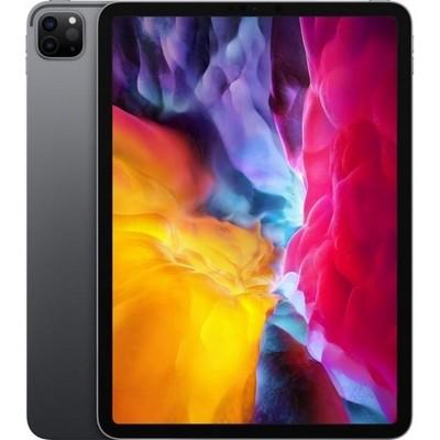 Apple iPad Pro 11 (2020) 256Gb Wi-Fi Space Gray (серый космос) - фото 25716