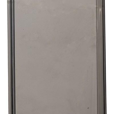 Чехол силиконовый для Samsung GALAXY A7 Duos SM-A710F (2016 г.) супертонкий в техпаке (прозрачно-чёрный) - фото 16385