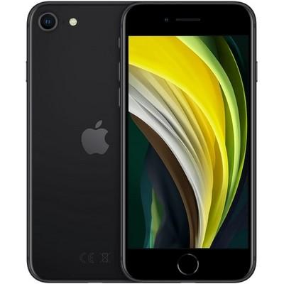 Apple iPhone SE (2020) 64GB Black (черный) A2296 - фото 26353