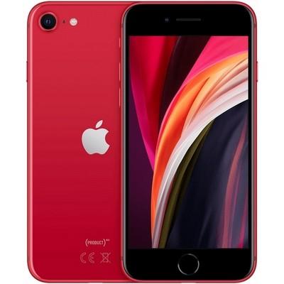 Apple iPhone SE (2020) 128GB Red (красный) - фото 26335
