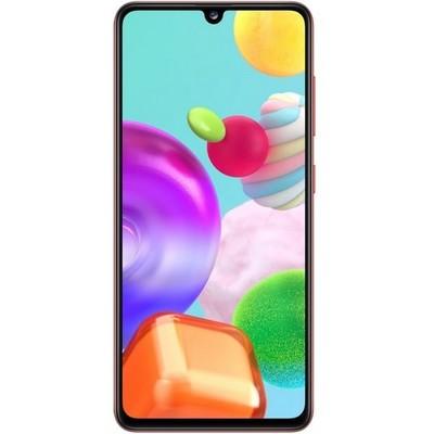 Samsung Galaxy A41 64GB Красный Ru - фото 26545