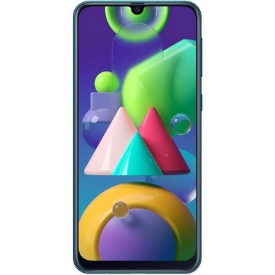 Samsung Galaxy M21 64GB Зелёный Ru - фото 26593