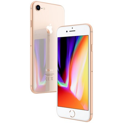 Apple iPhone 8 256Gb Gold (золотой) MQ7E2RU - фото 5012