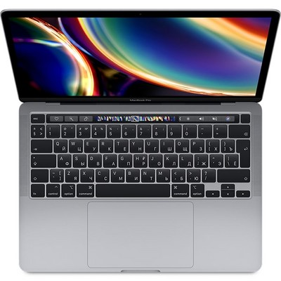 Apple MacBook Pro 13 with Retina display and Touch Bar Mid 2020 (MWP52RU, 4 ядра i5 2.0GHz/16Gb/1Tb SSD) «Серый космос» - фото 26711
