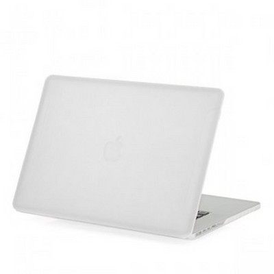 Защитный чехол-накладка BTA-Workshop для MacBook Pro Retina 15 матовая прозрачная - фото 26854