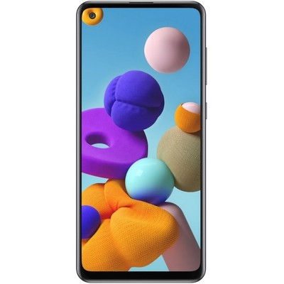 Samsung Galaxy A21s 4/64GB Чёрный Ru - фото 27051