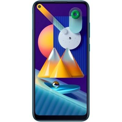 Samsung Galaxy M11 32GB Бирюзовый Ru - фото 27280