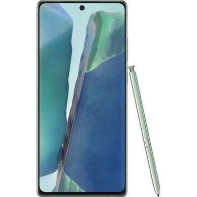 Samsung Galaxy Note 20 SM-N980F 256GB мята RU - фото 27299