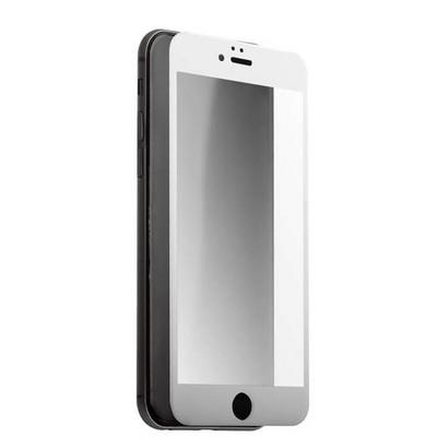 Стекло защитное 5D для iPhone 6s Plus/ 6 Plus (5.5) White - фото 36567