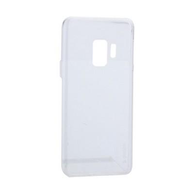 Чехол-накладка силикон Deppa Gel Case D-85344 для Samsung GALAXY S9 SM-G960F 0.8мм Прозрачный - фото 28566