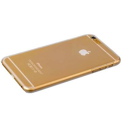 Накладка пластиковая 0.8mm для iPhone 6s Plus/ 6 Plus (5.5) прозрачная в техпаке - фото 28652
