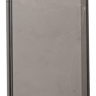 Чехол силиконовый для iPhone 6s Plus/ 6 Plus (5.5) супертонкий в техпаке (прозрачно-чёрный) - фото 32219