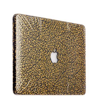 Защитный чехол-накладка BTA-Workshop для MacBook Pro 13 вид 11 (вязь) - фото 27104