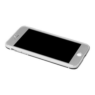 Чехол&стекло iBacks Ares Series Protection Suit для iPhone 6s/ 6 (4.7) - Conqueror (ip60132) Silver - Серебристый - фото 28764
