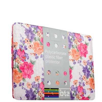 Защитный чехол-накладка BTA-Workshop для MacBook Pro 13 вид 5 (цветы) - фото 27127
