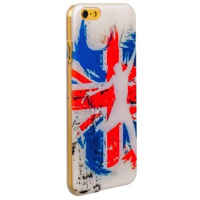 Чехол-накладка UV-print для iPhone 6s/ 6 (4.7) пластик (города и страны) тип 44 - фото 29350