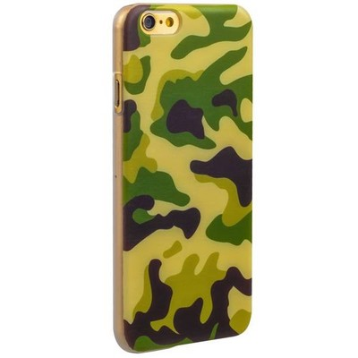 Чехол-накладка UV-print для iPhone 6s/ 6 (4.7) пластик (узоры) тип 42 - фото 29359