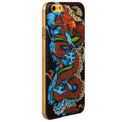 Чехол-накладка UV-print для iPhone 6s/ 6 (4.7) пластик (арт) тип 59 - фото 29362