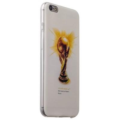 Чехол-накладка UV-print для iPhone 6s Plus/ 6 Plus (5.5) силикон (спорт) Чемпионат мира тип 006 - фото 29414