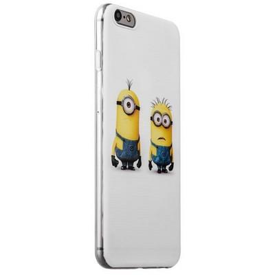 Чехол-накладка UV-print для iPhone 6s Plus/ 6 Plus (5.5) силикон (мультфильмы) Миньоны тип 003 - фото 29415