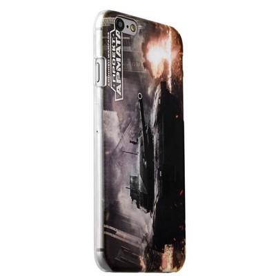 Чехол-накладка UV-print для iPhone 6s/ 6 (4.7) пластик (игры) Проект Армата тип 001 - фото 29443