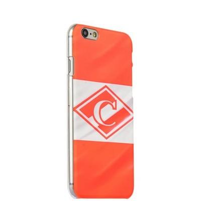 Чехол-накладка UV-print для iPhone 6s Plus/ 6 Plus (5.5) пластик (спорт) ФК Спартак тип 004 - фото 32138