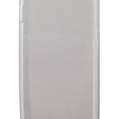 Чехол силиконовый для Samsung GALAXY A8 SM-A800 супертонкий в техпаке прозрачный - фото 32222