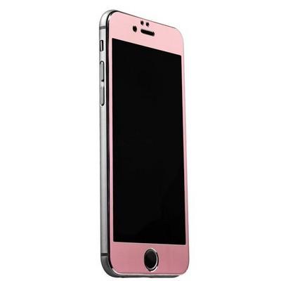 Чехол&стекло iBacks Ares Series Protection Suit для iPhone 6s Plus (5.5) - Conqueror (ip60163) Pink Розовый - фото 29794