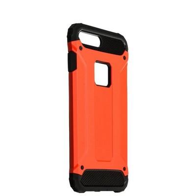 Накладка Amazing design противоударная для iPhone 8 Plus/ 7 Plus (5.5) Красная - фото 29889