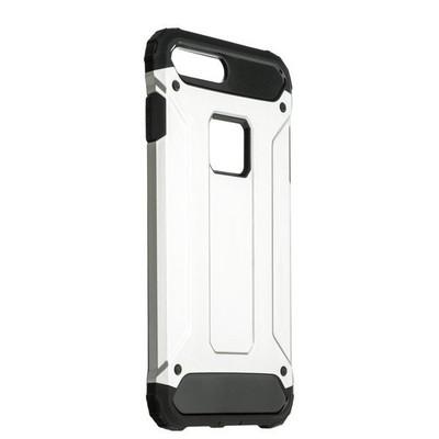 Накладка Amazing design противоударная для iPhone 8 Plus/ 7 Plus (5.5) Серебристая - фото 29890