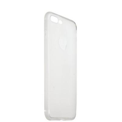 Накладка силиконовая для iPhone 8 Plus/ 7 Plus (5.5) матовая в техпаке - фото 29906
