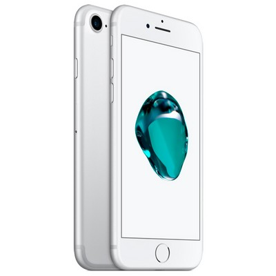 Apple iPhone 7 128Gb Silver А1778 - фото 5301