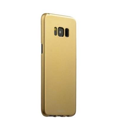 Чехол-накладка пластик Soft touch Deppa Air Case D-83308 для Samsung GALAXY S8+ SM-G955F 1мм Золотистый - фото 30142