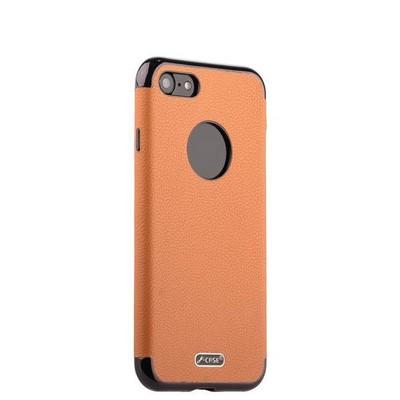 """Чехол-накладка силиконовый J-case Jack Series (с магнитом) для iPhone SE (2020г.)/ 8/ 7 (4.7"""") Светло-коричневый - фото 30231"""