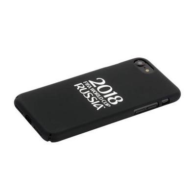 "Чехол-накладка PC Deppa D-103894 ЧМ по футболу FIFA™ Official Logotype для iPhone SE (2020г.)/ 8/ 7 (4.7"") - фото 30499"