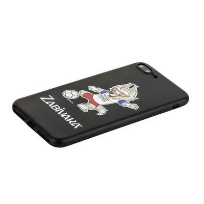 """Чехол-накладка TPU Deppa D-103923 ЧМ по футболу FIFA™ Zabivaka 2 для iPhone 8 Plus/ 7 Plus (5.5"""") - фото 30515"""