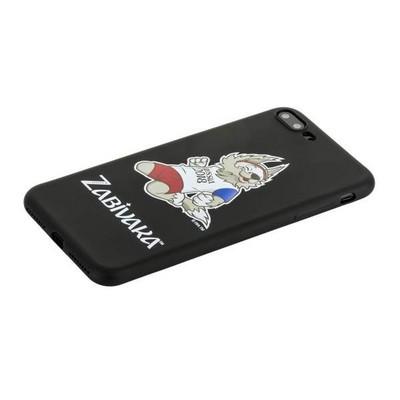 """Чехол-накладка TPU Deppa D-103924 ЧМ по футболу FIFA™ Zabivaka 3 для iPhone 8 Plus/ 7 Plus (5.5"""") - фото 30516"""
