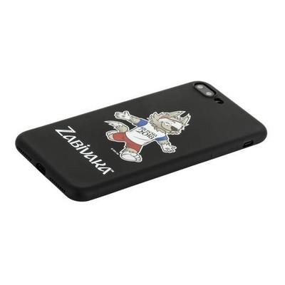 """Чехол-накладка TPU Deppa D-103925 ЧМ по футболу FIFA™ Zabivaka 4 для iPhone 8 Plus/ 7 Plus (5.5"""") - фото 30517"""