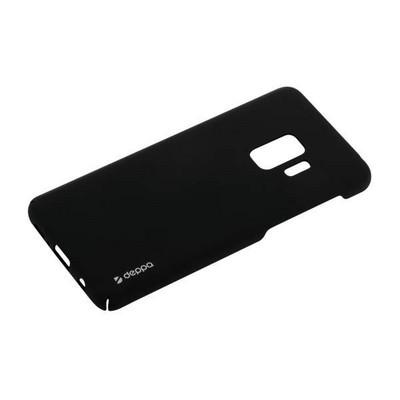 Чехол-накладка пластик Soft touch Deppa Air Case D-83338 для Samsung GALAXY S9 SM-G960F 1мм Черный - фото 30626