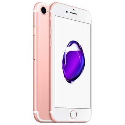 Apple iPhone 7 256Gb Rose Gold А1778 - фото 5361